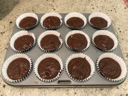 Choc Cup Cakes